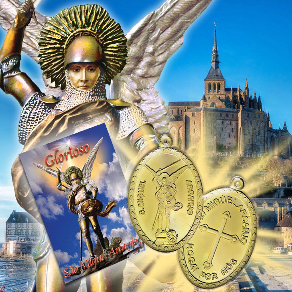 Proteção do Arcanjo São Miguel