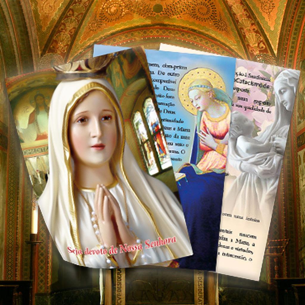 Seja Devoto de Nossa Senhora