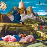 Agonia de Jesus no Horto